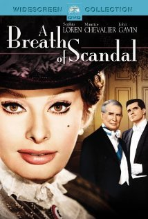 A Breath of Scandal