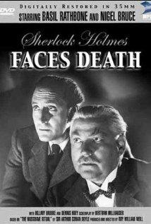 Sherlock Holmes Faces Death