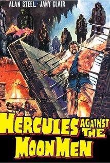 Hercules vs. the Moon Men