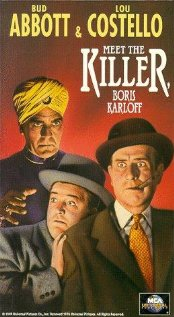 Abbott and Costello Meet the Killer, Boris Karloff