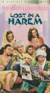 Lost in a Harem