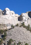 North by Nortwest (Mount Rushmore)