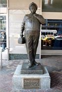 Jackie Gleason Statue