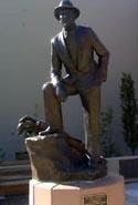 Bing Crosby Statue