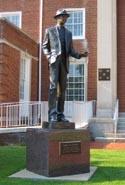 Jimmy Stewart Statue