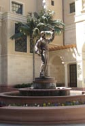 Douglas Fairbanks Statue