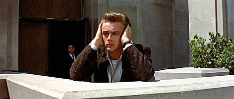 James Dean Rebel without a Cause, Griffith Observatory